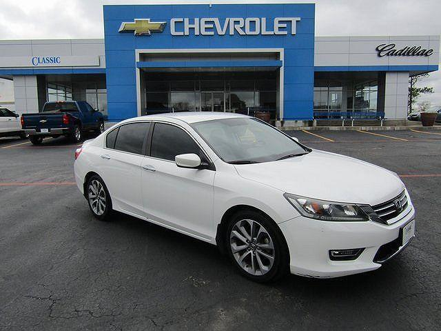 2013 Honda Accord Sport For Sale >> 2013 Honda Accord Sport For Sale In Denison Texas Classified