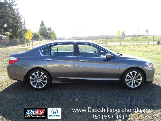 2013 Honda Accord Sport Sport 4dr Sedan 6M