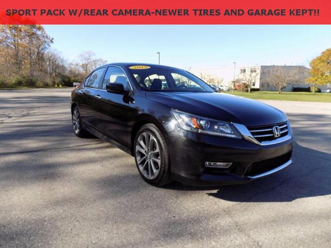 2013 honda accord sport sport 4dr sedan cvt for sale in. Black Bedroom Furniture Sets. Home Design Ideas