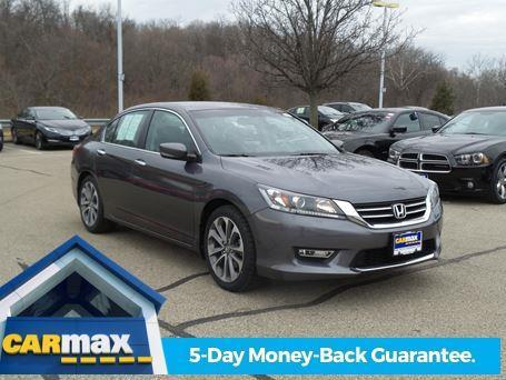 2013 Honda Accord Sport Sport 4dr Sedan CVT