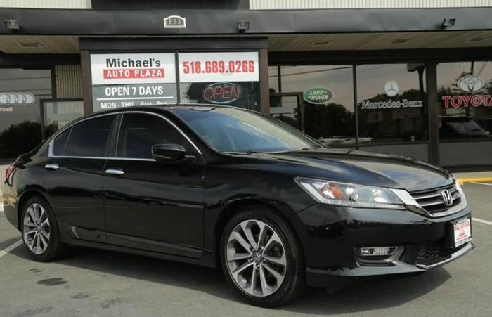 2013 honda accord sport we finance for sale in east. Black Bedroom Furniture Sets. Home Design Ideas
