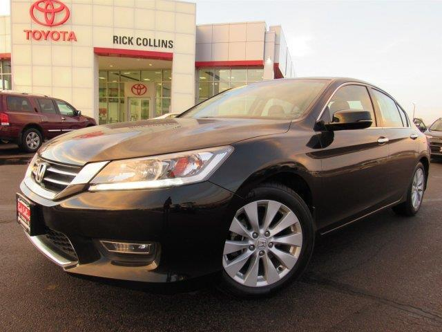 2013 Honda Accord Touring Touring 4dr Sedan