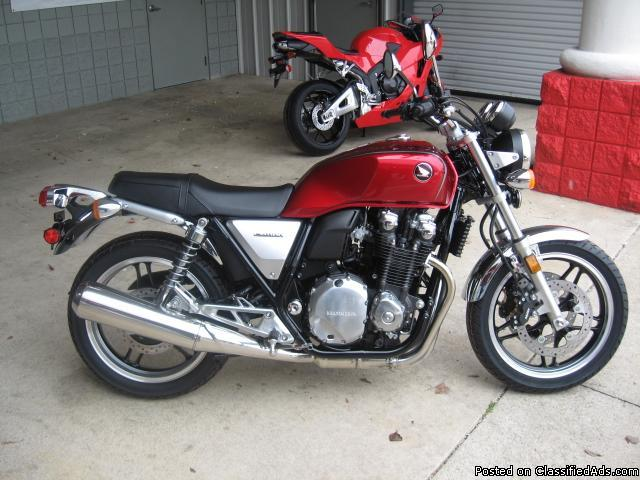 2013 honda cb1100 sale at honda of chattanooga tn down
