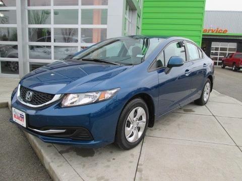 2013 Honda Civic 4 Door Sedan For Sale In Acorn Kentucky
