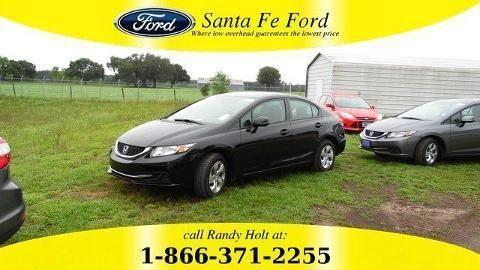 2013 HONDA CIVIC 4 DOOR SEDAN