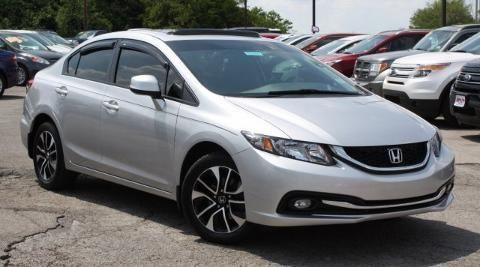 2013 honda civic 4 door sedan for sale in richmond kentucky classified. Black Bedroom Furniture Sets. Home Design Ideas