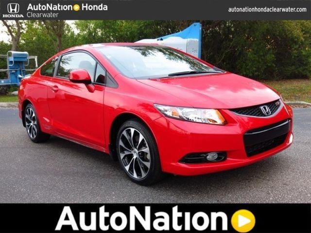 2013 honda civic cpe for sale in clearwater florida. Black Bedroom Furniture Sets. Home Design Ideas