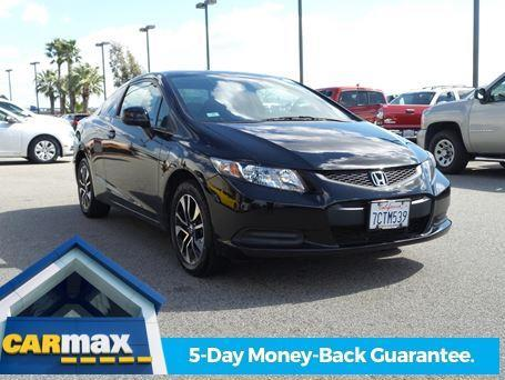 2013 Honda Civic EX EX 2dr Coupe 5A