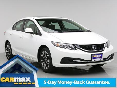 2013 Honda Civic EX EX 4dr Sedan