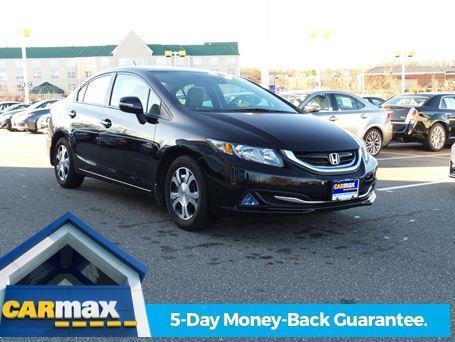 Carmax Honda Civic >> 2013 Honda Civic Hybrid Hybrid 4dr Sedan for Sale in Woodbridge, Virginia Classified ...