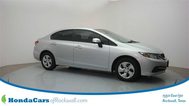 2013 honda civic lx 4dr sedan 5a for sale in rockwall texas classified. Black Bedroom Furniture Sets. Home Design Ideas