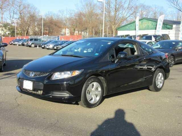 2013 Honda Civic LX LX 2dr Coupe 5A