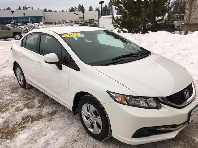 2013 honda civic lx lx 4dr sedan 5a for sale in evergreen montana classified. Black Bedroom Furniture Sets. Home Design Ideas