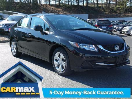 2013 Honda Civic LX LX 4dr Sedan 5A
