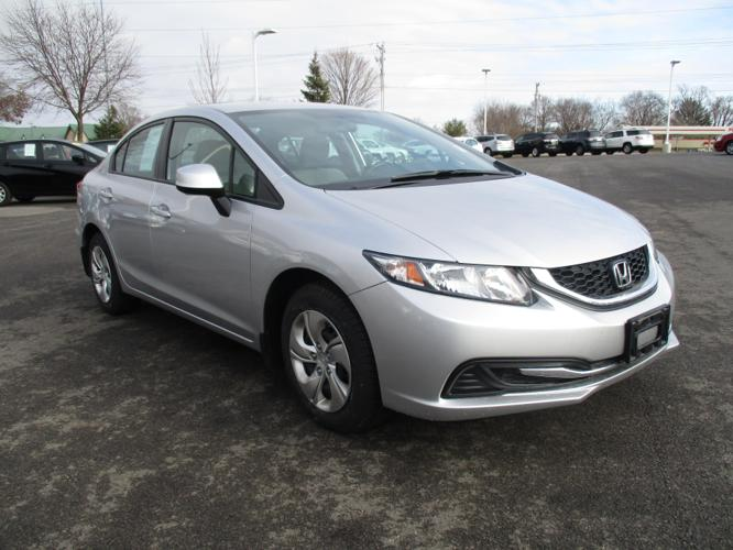 2013 honda civic lx lx 4dr sedan 5a for sale in dubuque iowa classified. Black Bedroom Furniture Sets. Home Design Ideas