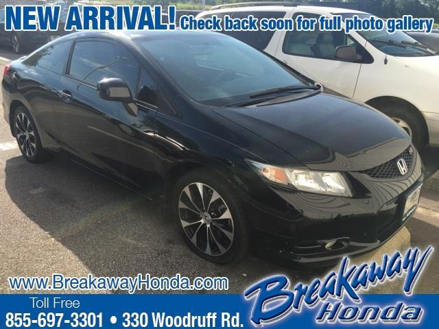 2013 Honda Civic Si Si 2dr Coupe