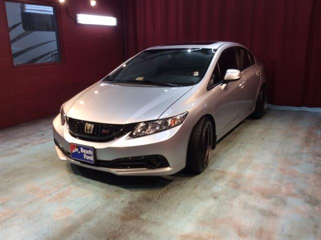 2013 honda civic si si 4dr sedan for sale in virginia beach virginia classified. Black Bedroom Furniture Sets. Home Design Ideas