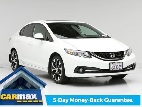 2013 Honda Civic Si Si 4dr Sedan