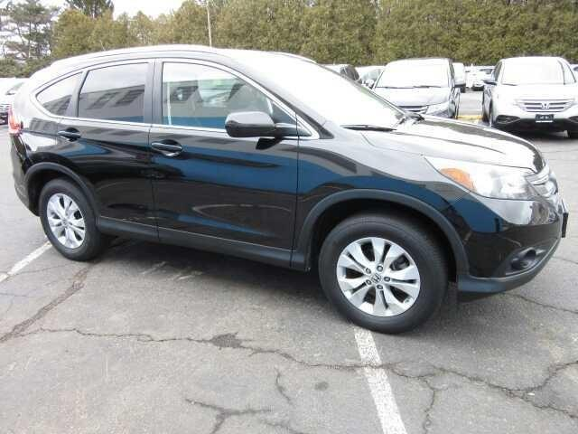 2013 Honda CR-V EX-L AWD EX-L 4dr SUV