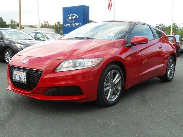 2013 Honda CR-Z Base Base 2dr Hatchback CVT