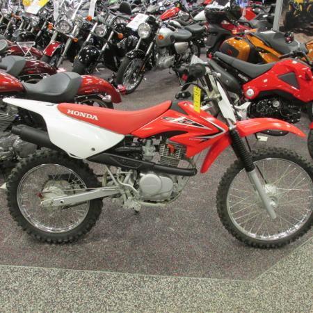2013 honda crf100f for sale in springfield ohio for Honda dealer springfield