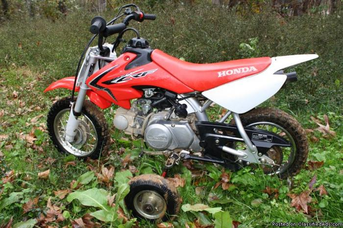Dirt Bikes Jackson Ms Honda CRF F Dirt Bike