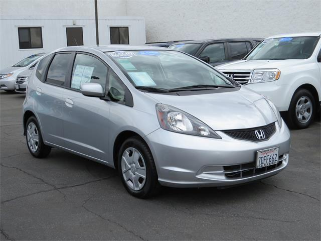 2013 honda fit base 4dr hatchback base for sale in san for 2013 honda fit base