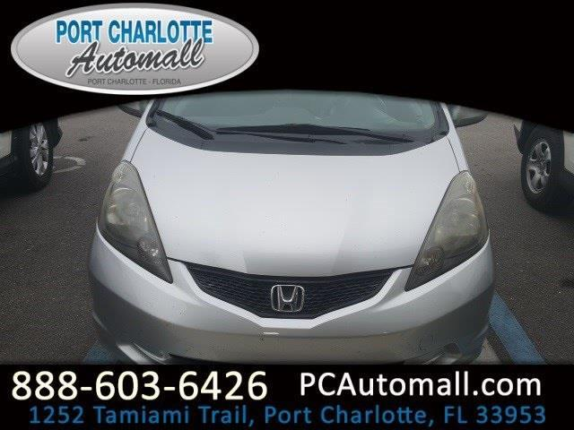 2013 Honda Fit Base Base 4dr Hatchback 5A