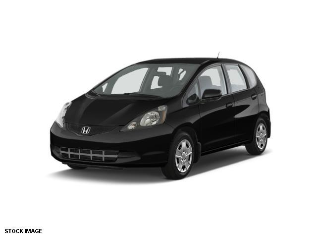 2013 Honda Fit Base Base 4dr Hatchback 5M