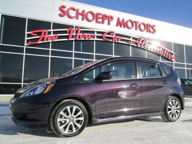 2013 Honda Fit Hatchback Sport For Sale In Madison