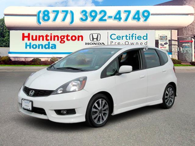 2013 Honda Fit Sport Sport 4dr Hatchback 5A