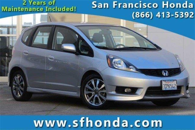 2013 Honda Fit Sport Sport 4dr Hatchback 5M