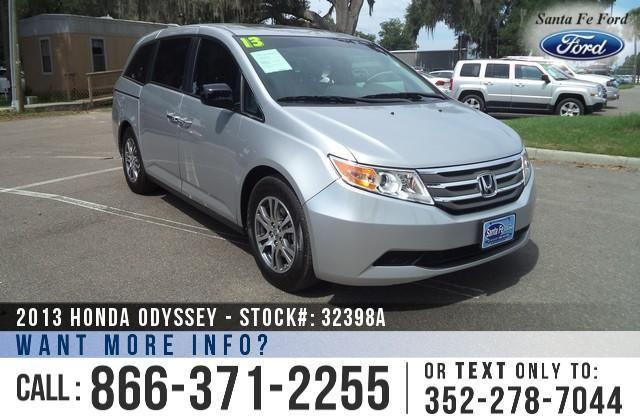 2013 Honda Odyssey EX-L - 21K Miles - Finance Here!