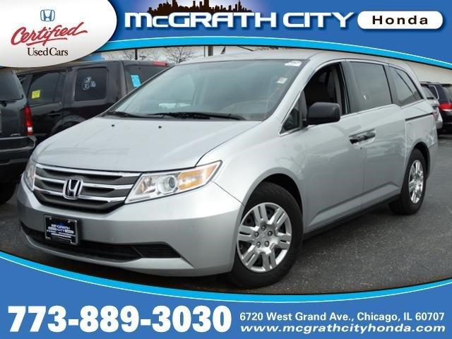 2013 honda odyssey lx 4dr mini van for sale in chicago illinois classified. Black Bedroom Furniture Sets. Home Design Ideas