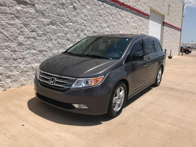 2013 honda odyssey touring touring 4dr mini van for sale in enid oklahoma classified. Black Bedroom Furniture Sets. Home Design Ideas