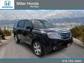 2013 honda pilot 4wd 4dr touring w res navi for sale in van nuys california classified. Black Bedroom Furniture Sets. Home Design Ideas