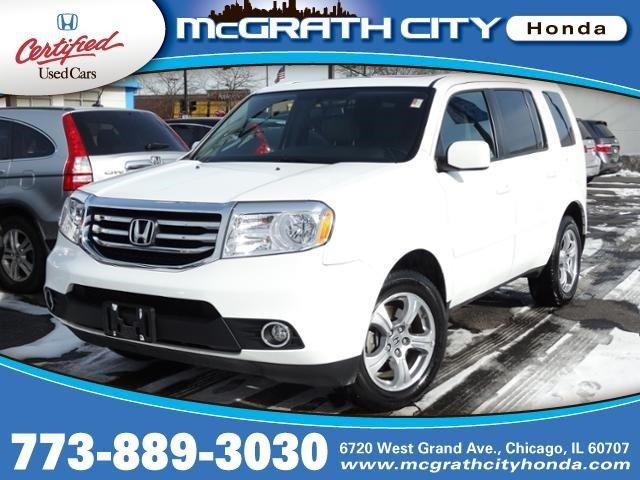 2013 honda pilot 4x4 ex l 4dr suv for sale in chicago illinois classified. Black Bedroom Furniture Sets. Home Design Ideas