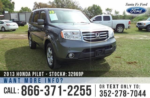 2013 Honda Pilot EX-L - 21K Miles - On-site Financing!