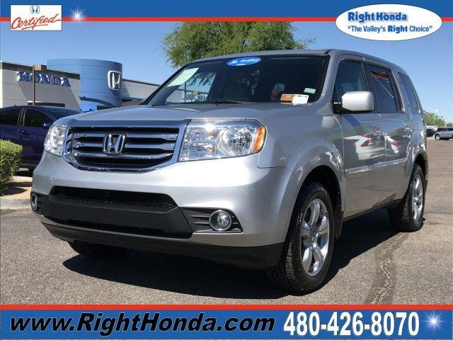 2013 honda pilot ex l 4x4 ex l 4dr suv for sale in scottsdale arizona classified. Black Bedroom Furniture Sets. Home Design Ideas
