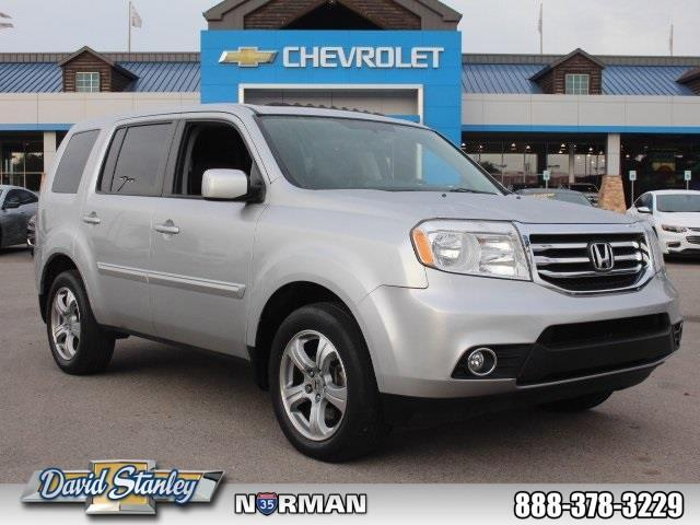 2013 honda pilot ex l ex l 4dr suv for sale in norman oklahoma classified. Black Bedroom Furniture Sets. Home Design Ideas
