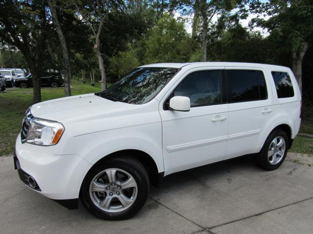 2013 honda pilot ex l ex l 4dr suv for sale in gainesville florida classified. Black Bedroom Furniture Sets. Home Design Ideas