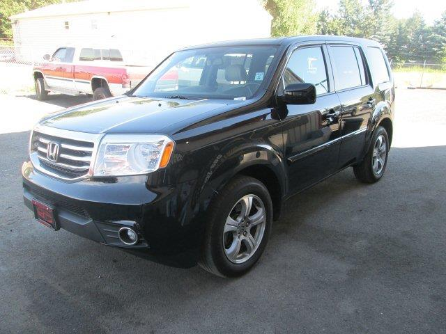 2013 honda pilot ex l w dvd 4x4 ex l 4dr suv w dvd for sale in spokane washington classified. Black Bedroom Furniture Sets. Home Design Ideas