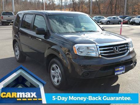 2013 honda pilot lx 4x4 lx 4dr suv for sale in lynchburg virginia classified. Black Bedroom Furniture Sets. Home Design Ideas
