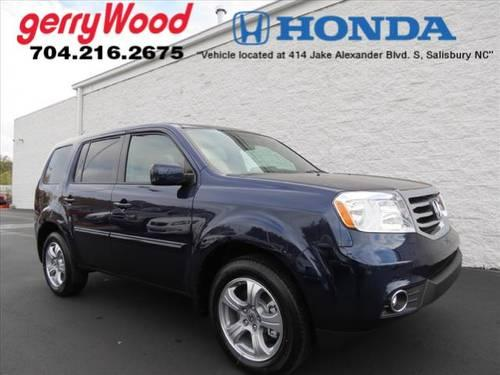 2013 honda pilot suv ex for sale in salisbury north carolina classified. Black Bedroom Furniture Sets. Home Design Ideas