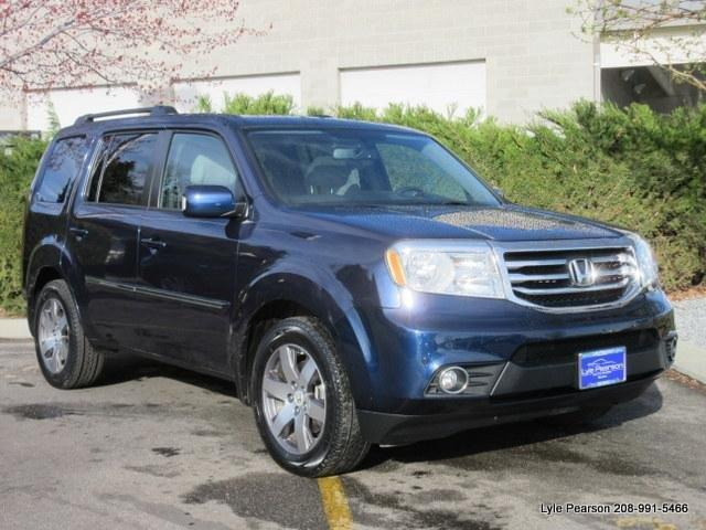 2013 honda pilot touring 4x4 touring 4dr suv for sale in boise idaho classified. Black Bedroom Furniture Sets. Home Design Ideas