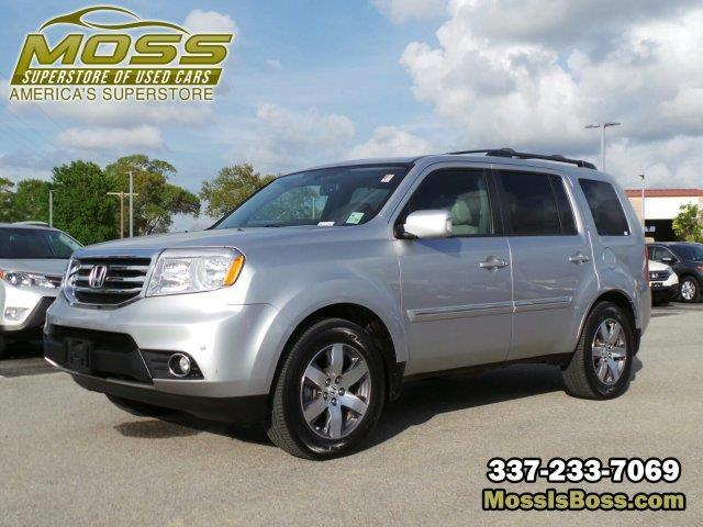 2013 honda pilot touring touring 4dr suv for sale in lafayette louisiana classified. Black Bedroom Furniture Sets. Home Design Ideas