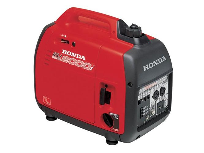 2013 Honda Power Equipment EU2000i