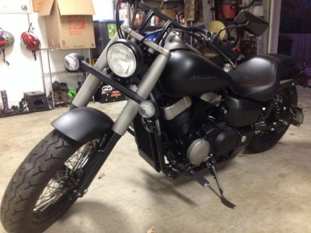2013 Honda Shadow Phantom 1500 Miles For Sale In Dirgin