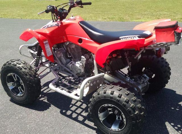 2013 Honda Trx400x Atv For Sale In Barrier Kentucky Classified