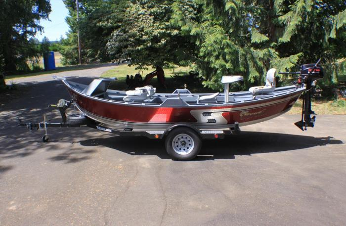 Drift Boat For Sale In Oregon Classifieds Buy And Sell In Oregon
